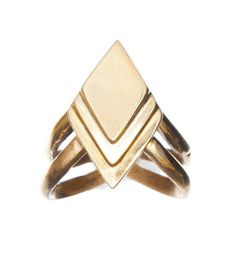 3. Labrynth Ring | Gillian Steinhardt Jewelry