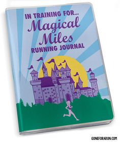 Log all of your running training, goals and achievements for the your next marathon in this motivational running journal! goneforarun.com
