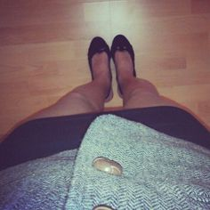 #jacket#black#skirt#