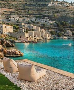 Aug 2017 - Greece Travel Inspiration - the Greek Islands are a bucket list destination for a good reason, let me show you how we spent 2 days in Santorini relaxing! Vacation Destinations, Dream Vacations, Places Around The World, Around The Worlds, Beautiful World, Beautiful Places, Places To Travel, Places To Visit, Jolie Photo