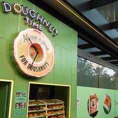 #broadway #Sydney #doughnuttime