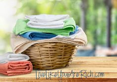 Recharge Bath Towels and Restore Them To New | The WHOot