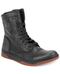 Diesel Tatradium Basket Butch Zip Boots
