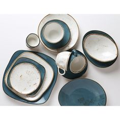 Shop Tuxton TuxTrendz Artisan Geode Agave 9 inch China Plate - Unbeatable prices and exceptional customer service from WebstaurantStore. Enchanted Forest Wedding, China Sets, Color Pairing, China Plates, Soft Colors, Rustic Style, Dinnerware, Artisan, Tableware