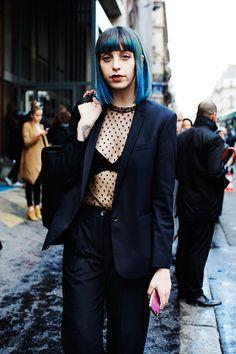 On the Street…Rue Saint-Petersburg, Paris