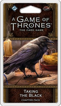 Buy A Game of Thrones The card Game: Taking the blackfor R449.00