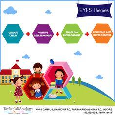 Eyfs Curriculum, Nursery School, Indore, Kindergarten Teachers, Made Goods, Young Children, Pre School, Relationship, Strong