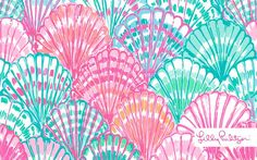 Lilly Pulitzer Oh Shello Desktop Wallpaper | Lilly Love ...