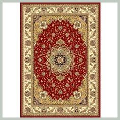 Weekly Recommend - Lyndhurst Red Runner: 2 Ft. x 8 Ft. Rug