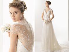 Vestidos de noiva folk: veja modelos com ar romântico e campestre - Notícias - Noivas GNT