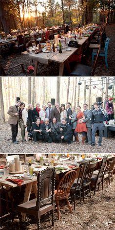48 Ideas Wedding Colors Summer Lake Table Settings For 2019 Woodsy Wedding, Lakeside Wedding, Foto Wedding, Dream Wedding, Mad Hatter Wedding, Mismatched Chairs, Summer Wedding Colors, Wedding Inspiration, Wedding Ideas
