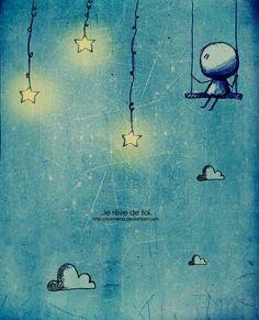 #stars #night sky