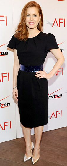 Amy Adams at the AFI Awards 2014
