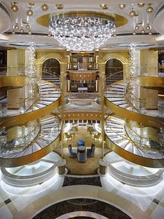 Royal Princess Cruise Ship ~ Travel in Style ✈ Cruise Tips, Cruise Travel, Cruise Vacation, Royal Princess Cruise Ship, Princess Cruises, Caribbean Cruise, Royal Caribbean, Glass Installation, Luxury Yachts