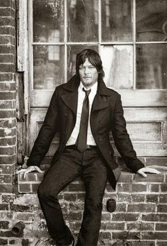 Have always been fond of him in everything he's been in! Boondock Saints, The Walking Dead, even Charmed! Norman Reedus
