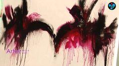 Acrílicos Profesionales (Paleta Cálida) sobre bastidor - Nora Pareja en ... Tv, Youtube, Painting Abstract, Couple, Paintings, Tvs, Youtubers, Youtube Movies, Television Set