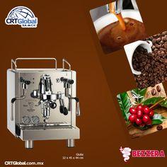 Giulia es la máquina destinada al mercado de tendencia actual ya que es un diseño compacto, con componentes profesionales y muy productivo. El perfecto aliado para iniciar una Cafetería.