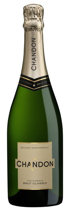 Top Picks for Sparkling Wine and Champagne: Domaine Chandon Brut Classic (CA)