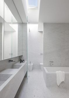 12 Modern Looking Bathrooms, Most of the Stylish and also Gorgeous