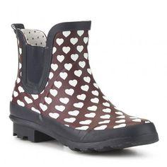 Bota agua LH BY LA HALLE Halle, Rubber Rain Boots, Shoes, Fashion, Slippers, Flat Sandals, Spring Summer, Women, Moda