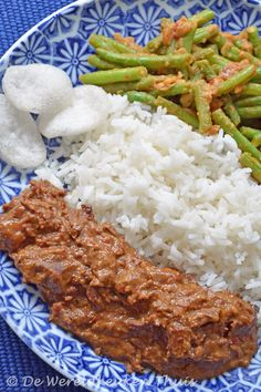 Healthy Slow Cooker, Healthy Crockpot Recipes, Slow Cooker Recipes, Cooking Recipes, Healthy Meals For Two, Quick Meals, No Cook Meals, Beef Rendang Slow Cooker, Low Carb Brasil