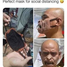 Perfect face mask Daily Funny, Funny Love, Crazy Funny, Top Funny, Memes Humor, Best Funny Pictures, Funny Photos, Memes Of The Day, Funny Clips