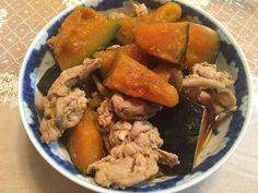 日式醬燒南瓜 Pumpkin
