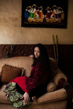 Девушка из Эквадора у себя дома Ecuador