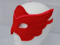 Owlette Wings and mask PJ Mask Felt Wings and mask by BloomsNBugs