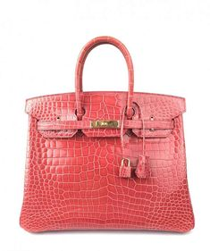 Birkin 35 crocodile handbag Everything Designer ed21892a4c1f4
