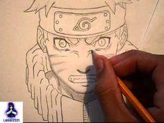 How to draw Naruto Naruto Drawings, Manga Artist, Drawing Tips, Naruto Shippuden, Easy Drawings, Art Tutorials, My Arts, Charmed, Earth