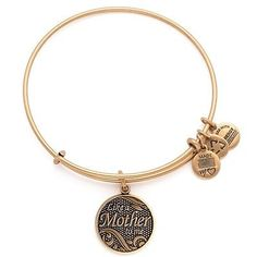 Alex&  Ani LIKE A MOTHER GOLD Charm Bracelet  New w tags, meaning card- GOLD T - http://designerjewelrygalleria.com/alex-ani/alex-ani-like-a-mother-gold-charm-bracelet-new-w-tags-meaning-card-gold-t/