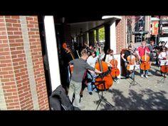 Beethoven Ode to Joy Flashmob - YouTube