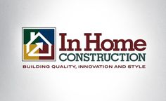 Web and logo design for a full service home design, remodeling, and construction company in San Diego, California.