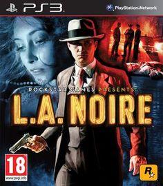 L.A. Noire PS3 peli 19,95€ (ei pk)