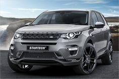Startech облагораживает Land Rover Discovery Sport