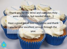 Another happy customer! Cupcakes, Happy, Desserts, Christmas, Food, Tailgate Desserts, Cupcake, Happy Happy Happy, Deserts