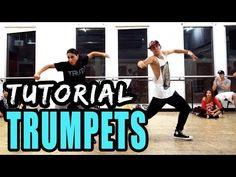 Start To Dance on Jason Derulo - Trumpets with your Dance Choreographer Matt Steffanina Full Tutorial!