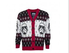 Join me on my search for the best Star Wars Ugly Sweater!