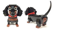 2018 is the Year of the Dog, so I've been enjoying all the extra LEGO creations inspired by our canine best friends. There are even couple new dog-themed LEGO sets, like 30542 Cute Pug and the upcoming 40235 Year of the Dog, which seems to depict a Shiba Inu. Taiwanese builder ZiO Chao has captured …
