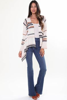 Goddis Emma Sweater in Hermosa 'LAST ONE'