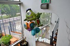 Monsters university deco party