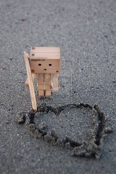 "Just discovered ""Danbo"" and it's so adorable!"
