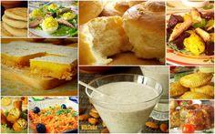 quelques idees pour le ramadhan : entrees, soupe, salade, boulange, dessert, boisson