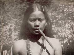 """""""Of the sacred origin of tobacco the Indian has no doubt, although scarcely two tribes exactly agree in the details of the way in which the invaluable boon was conferred on man"""