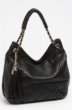 Big Buddha 'Hailey' Hobo available at #Nordstrom