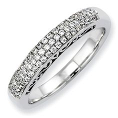 Ladies Wedding Band- Y8537WAA