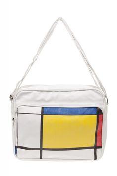 #bag #hold-all #retro #vintage #woman #accessory #destijl #bauhaus #modernart
