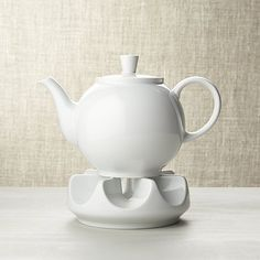 Arzberg Teapot with Warmer | Crate and Barrel