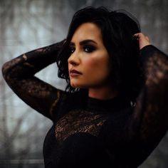 Demi Lovato Via Instagram Demi Lovato Idol Singer Instagram Celebrities